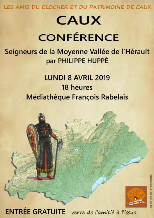 Caux conférence Seigneurs Philippe Huppé