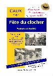 fête d`aout, années 1900 Caux, patrimoine