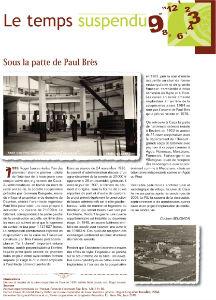 cave cooperative par Guilhem Beugnon - bulletin municipal