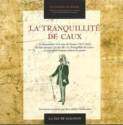 Jean Jacques LAURES - tailleur de pierre - Caux