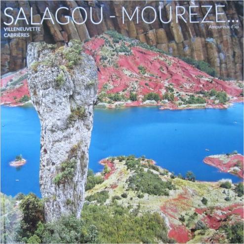 Livre Salagou-Moureze Patrimoine caux