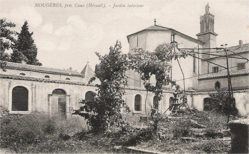 Caux église Notre Dame de Mougères